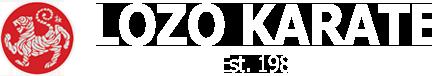 Lozo Karate | Martial Arts | Karate | Peachtree Corners, Roswell, Alpharetta, Atlanta, Dunwoody, Johns Creek, Norcross, Sandy Springs Logo